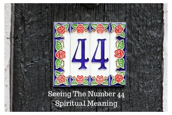 Seeing The Number 44 Spiritual Meaning: Numbers Don't Just Exist